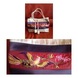Handbags - Asian Inspired Hand bag.