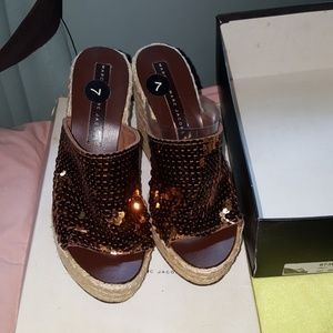 """MARC BY MARC JACOBS 4"""" WEDGES"""