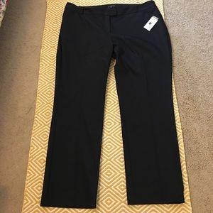 Eloquii Pants - NWT! Eloquii Trousers - Black, 24