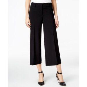 Style & Co Pants - Style & Co Navy Capri Trouser Pants Size 16