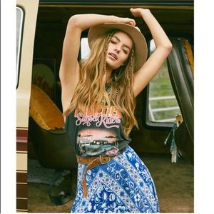 Spell & The Gypsy Collective Tops - Spell Sunset Riders Singlet