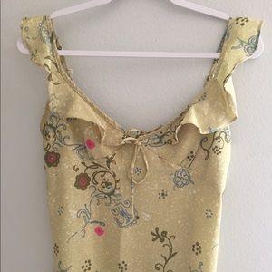 Millenium Dresses & Skirts - 🦋SALE🦋Millennium Floral Hi-Lo Dress Size S