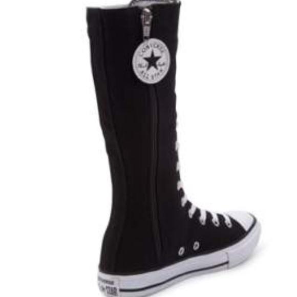 girls tall converse boot