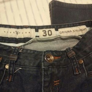 Five Four Other - Five Four Original Straight Size 30x32 Jeans