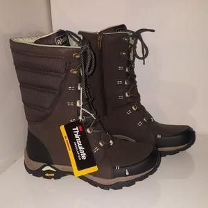 Ahnu Shoes - Ahnu Thinsulate Rain Winter Snow Boots 8 10 10.5