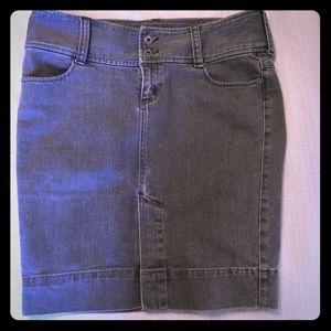 Express Dresses & Skirts - Jean Pencil Skirt