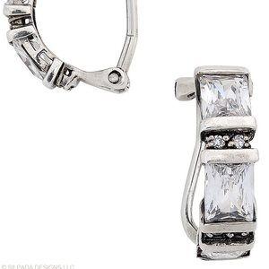 Silpada Jewelry - NIB C1956 Silpada Clip Earrings 💖✨💖
