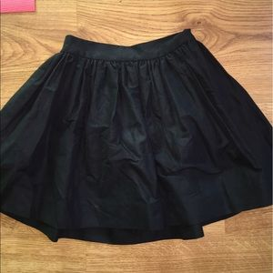 Kate Spade coreen black skirt