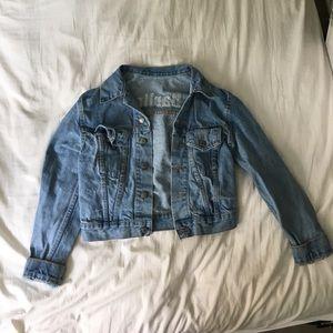 "Brandy Melville Jackets & Blazers - brandy ""darling"" denim jacket"