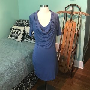Halston Heritage Jersey Dress Size 2.