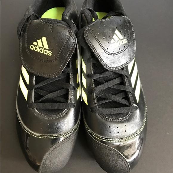 le adidas monica donne scarpe sz 85 poshmark softball