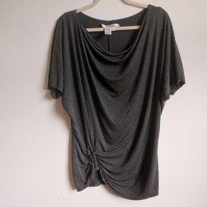 Max Studio Grey Shirt