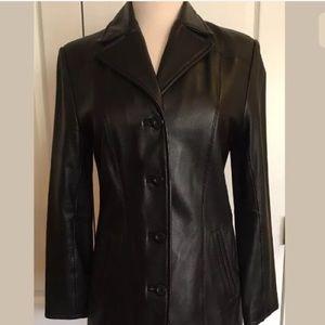 Wilsons Leather Jackets & Blazers - Wilsons Leather Jacket only worn twice  ! XS
