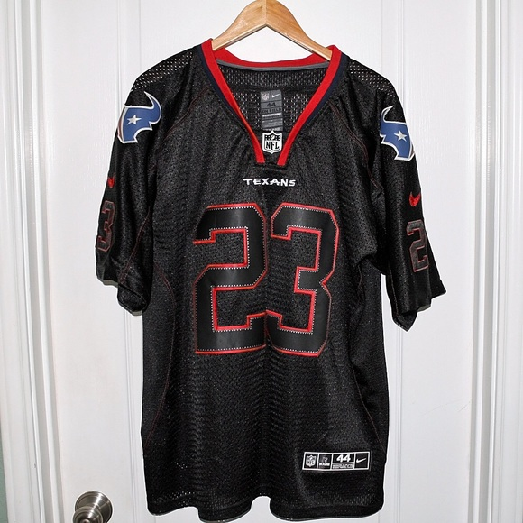 best website 82d05 fe2ba Arian Foster Houston Texans Nike Elite Jersey