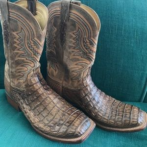 Lucchese Other - Lucchese Mens cowboy boots
