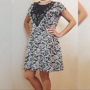Xhilaration Dresses & Skirts - Cute Black & White Dress