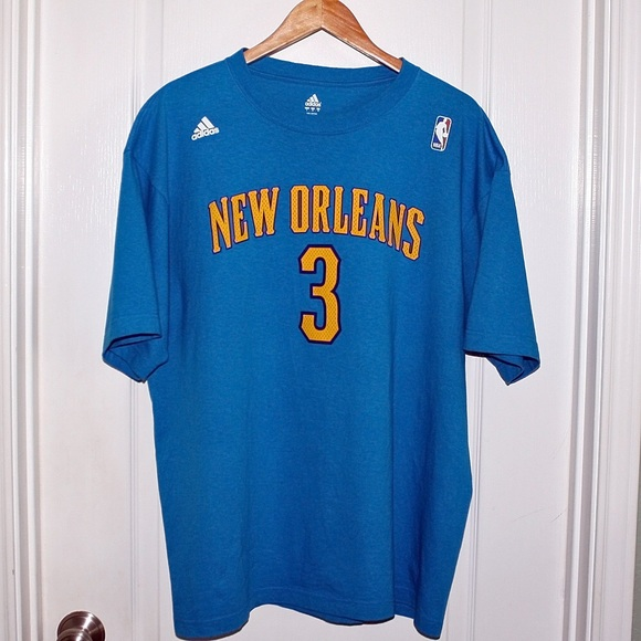 268275b88 Adidas Other - Chris Paul New Orleans Hornets T-Shirt