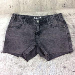 Free people corduroy shorts