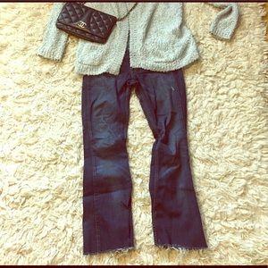 TEXTILE Elizabeth and James Denim - Textile jeans by Elizabeth and James - crop flares