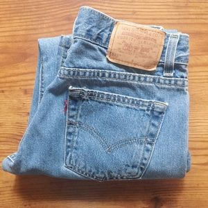 Levi's Denim - Vintage Levi's 522 Jeans