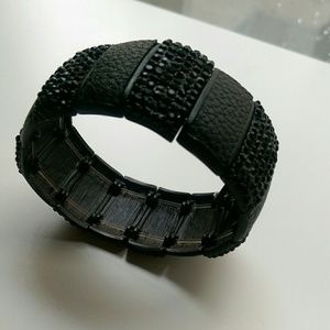 Cara Couture Jewelry - Black bracelet