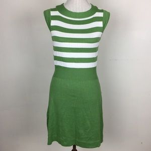 Tulle Dresses & Skirts - NWT Tulle Green Striped Dress