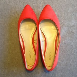 Express Shoes - Bright flats