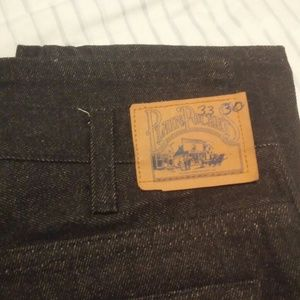 jcpenney Other - Vintage MADE IN USA Plain Pockets Black Straight !