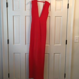 Solace London Dresses & Skirts - Long red formal dress