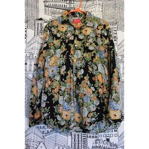 Supreme Other - Supreme Floral Button Up