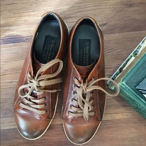 To Boot Other - To Boot New York leather Calvin sneaker