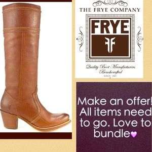 Frye Shoes - 🌟 24 hr. Sale🌟 Frye boots like new condition!