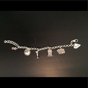 Jewelry - Authentic Brighton Las Vegas Charm Bracelet