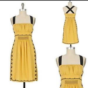 "Anthro ""California Iris Dress"""