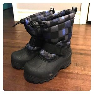 Northside Other - Like New: Northside Toddler Sz. 7 rain/snow boots