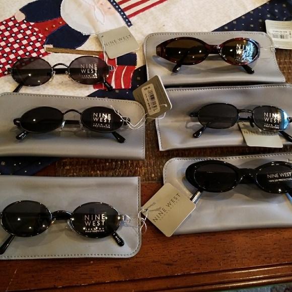 b819228c1b67c  last chance  6 pairs of Nine West sunglasses -NWT