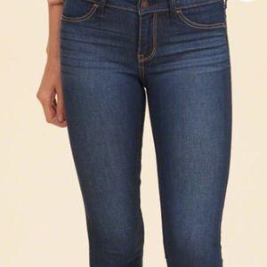 Hollister Pants - Blue Jeans