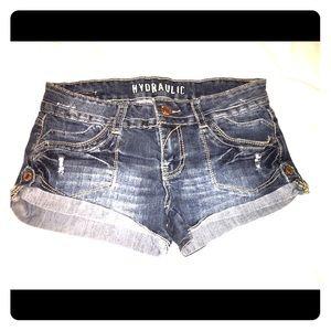 Hydraulic Pants - Shorts