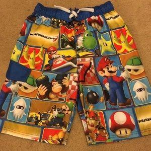 Nintendo Other - Mario kart 7 Swim trunks