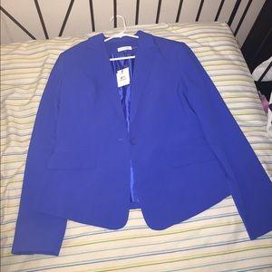 Calvin Klein Jackets & Blazers - Royal Blue Calvin Klein Blazer