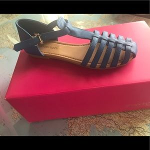 Shodazzle blue Sandals