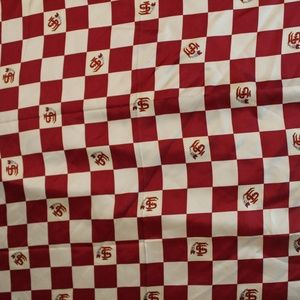 Florida State University (FSU) FS Logo Silk Scarf