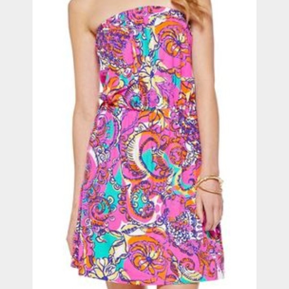 59 Off Lilly Pulitzer Dresses Skirts Lilly Pulitzer