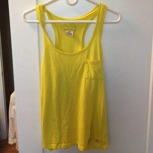 yellow tank from PINK
