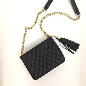 bebe Handbags - [NEW LISTING!] Quilted Crossbody Bag