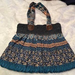 Target Handbags - Boho style shoulder bag