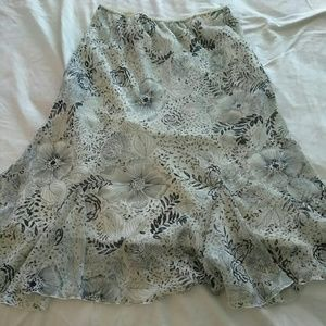 BGU (Big Girls United) Dresses & Skirts - Black & White Skirt