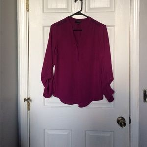 The Limited Ashton blouse