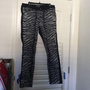 Tripp nyc Denim - Tripp NYC Zebra front Jeans
