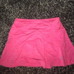 Prince Dresses & Skirts - Pink prince tennis/running skirt with spandex